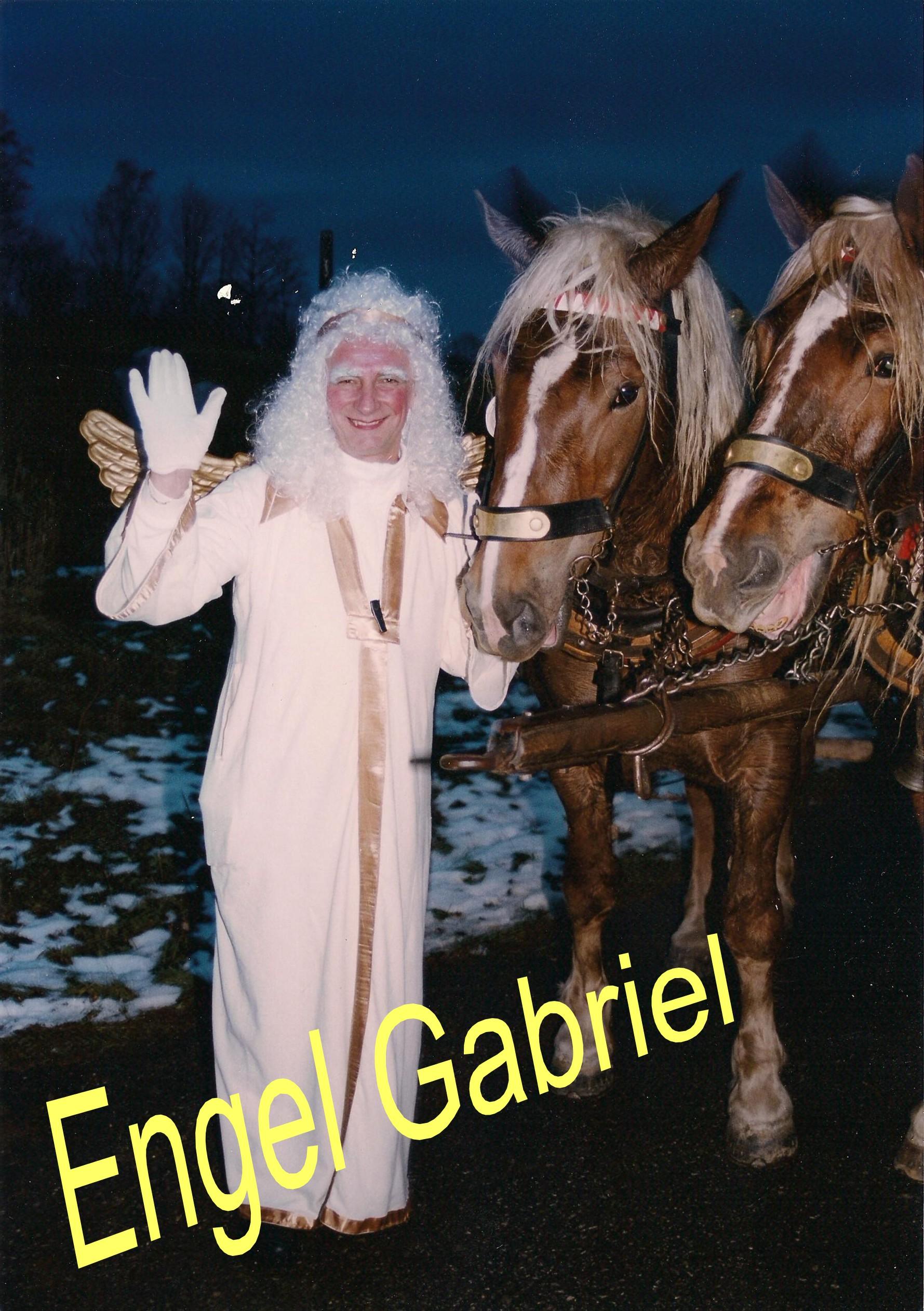 Engel Gabriel: Josef (Pepi ) Hirt